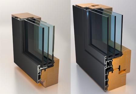 Fenster - Kunststofffenster oder alufenster ...